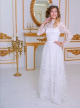 """Свадебное платье """"Сабрина"""" Спр36"""