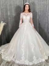 Свадебное платье Спк 9019
