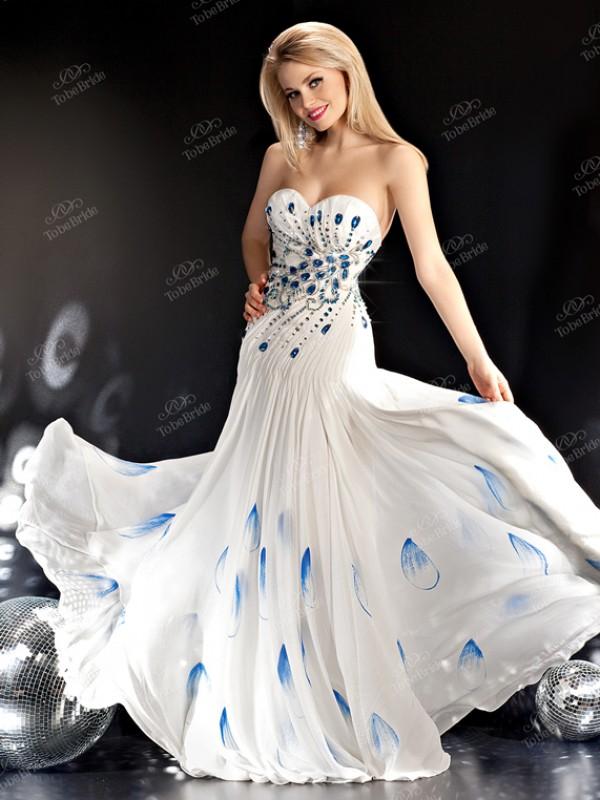 Свадебные вечерние платья цена