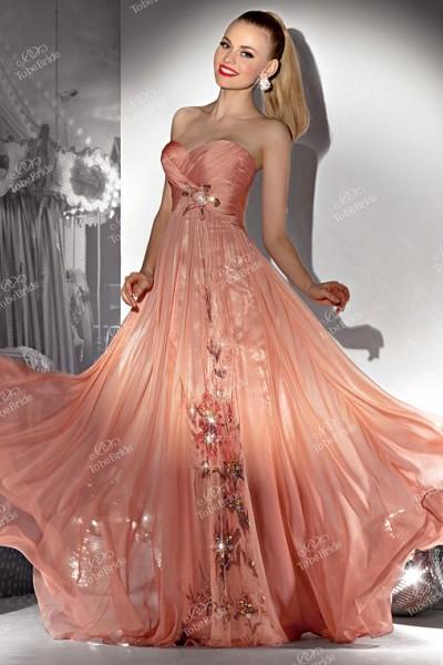 49897e3cea2 Вечернее платье C0226B To be bride - Сеть свадебных салонов «Умная ...