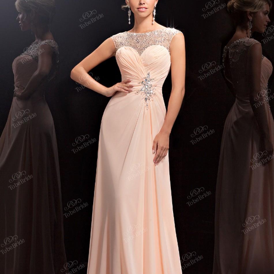 499895384d6 Вечернее платье MC020B To be bride прокат - Сеть свадебных салонов ...