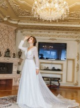 """Свадебное платье """"Флора"""" Спк49"""