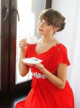 Вечернее платье ВПк6_кр прокат
