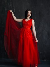 Вечернее платье ВПк30_кр