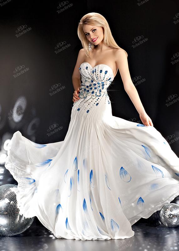 свадебных, бальных, вечерних платьев