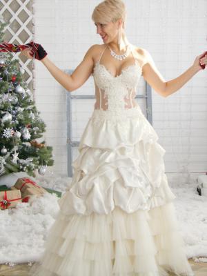 Фотография Свадебное платье Wd219