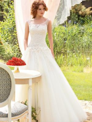 Фотография Свадебное платье Луиджина wd220