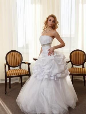 Фотография Свадебное платье. СП55