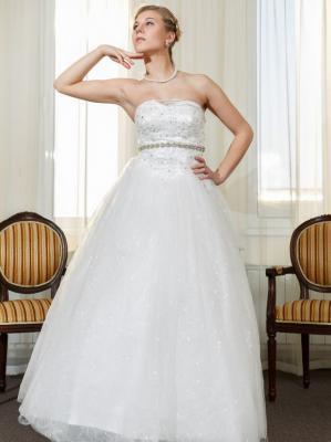 Фотография Свадебное платье Антуанетта сп829