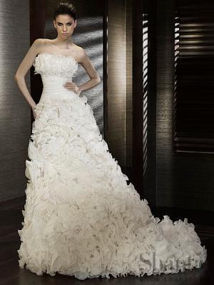 Фотография Свадебное платье San Patrick Cantaro wd232